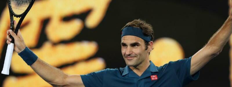 Roger Federer - Foto: David Crosling/AAP