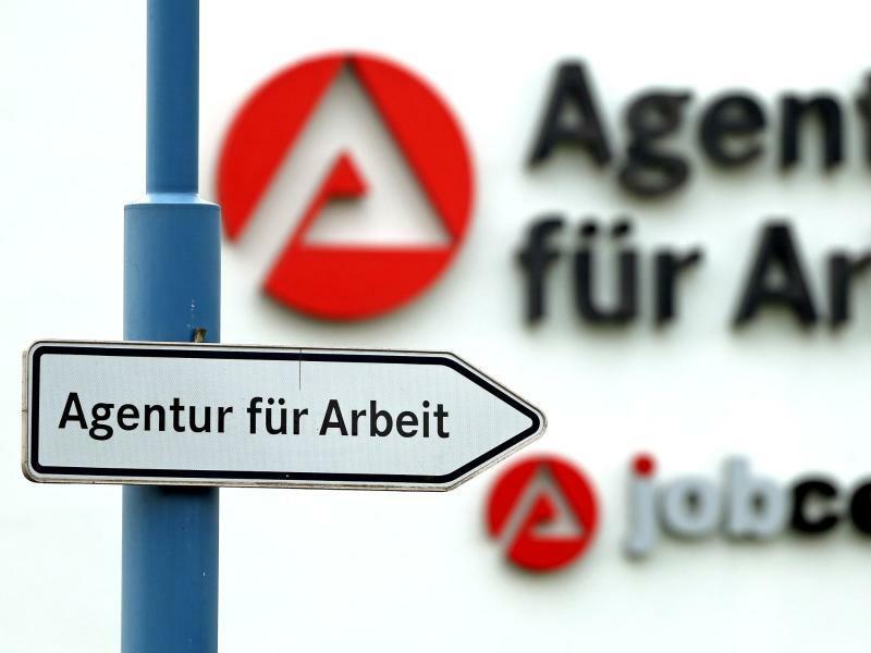 Agentur für Arbeit - Foto: Jan Woitas/Illustration