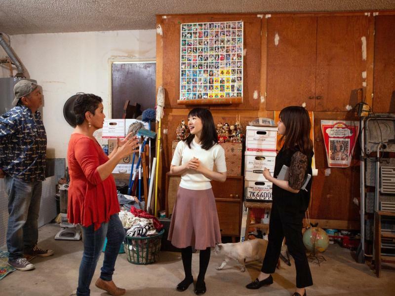 «Aufräumen mit Marie Kondo» - Foto: Denise Crew/Netflix