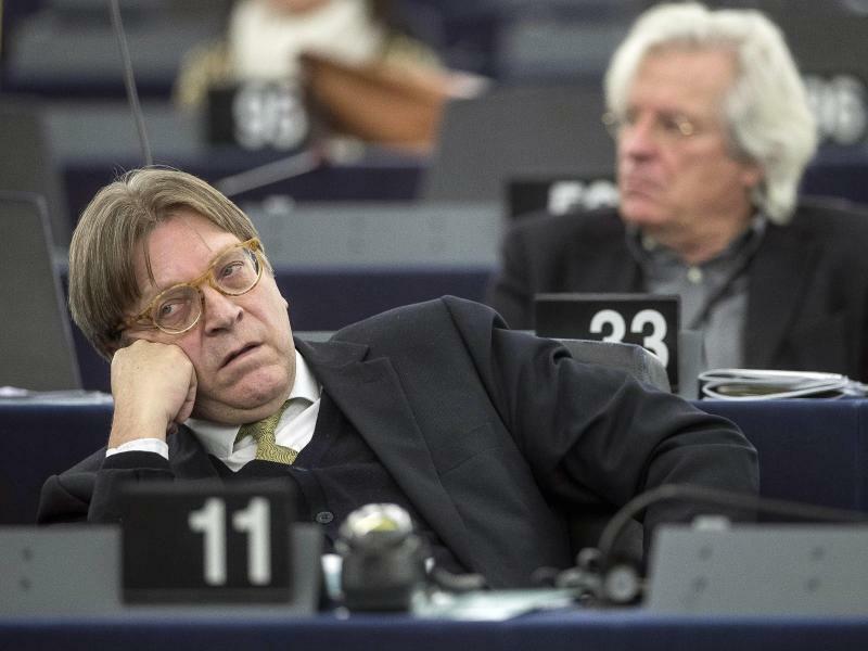 Was nun? - Foto: Jean-Francois Badias/AP