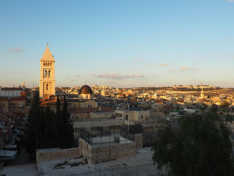 Altstadt von Jerusalem - Foto: Stefanie Järkel