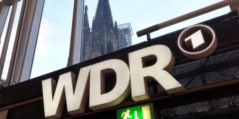 WDR - Foto: über dts Nachrichtenagentur