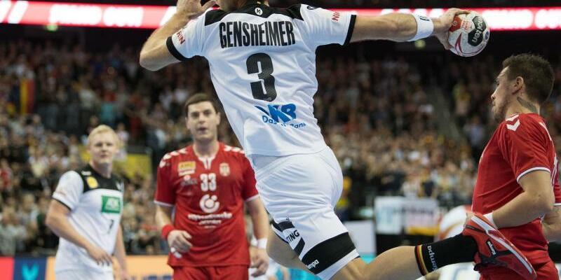 Uwe Gensheimer - Foto: Soeren Stache