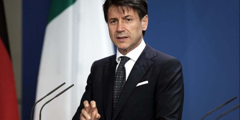 Giuseppe Conte - Foto: über dts Nachrichtenagentur