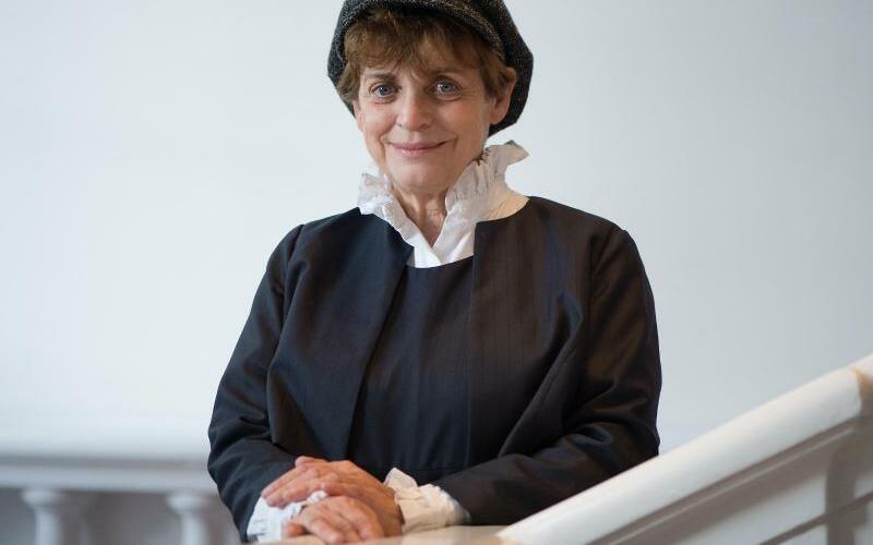Katharina Thalbach - Foto: Swen Pförtner