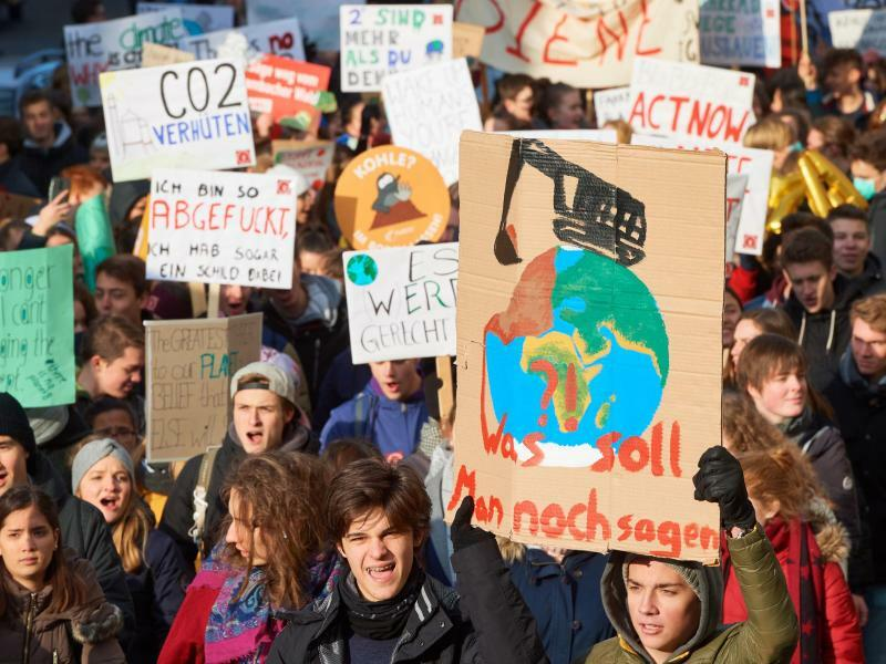 Protest - Foto: Volker Lannert