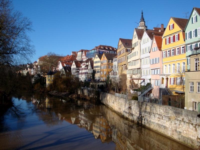 Tübingen am Neckar - Foto: über dts Nachrichtenagentur