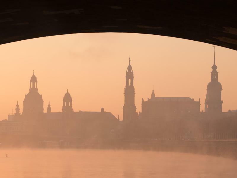 Morgennebel - Foto: Sebastian Kahnert