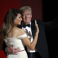Donald und Melania Trump - Foto: Patrick Semansky