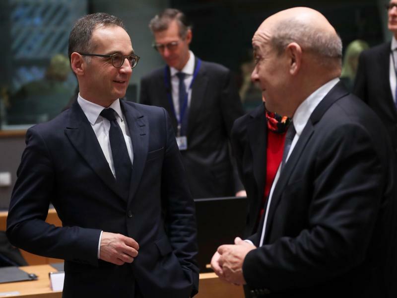 EU-Außenministertreffen - Foto: Francisco Seco/AP