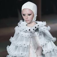 Paris Modenschau - Dior - Foto: Francois Mori/AP