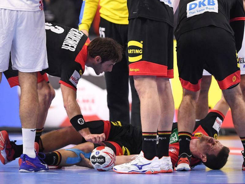 Verletzt - Foto: Marius Becker