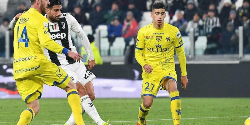 Juventus Turin - Chievo Verona - Foto: Alessandro Di Marco/ANSA/AP