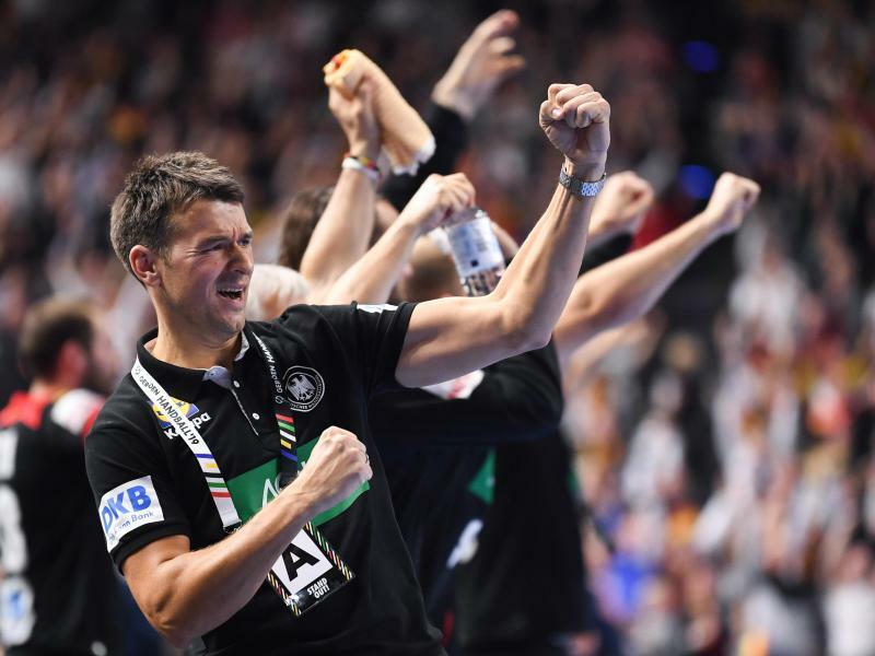 DHB-Coach - Foto: Marius Becker