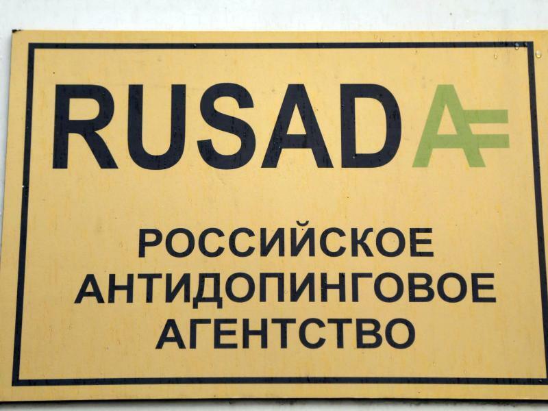«RUSADA» - Foto: Maxim Shipenkov/EPA