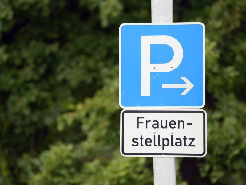 Frauenparkplatz - Foto: Ralf Hirschberger