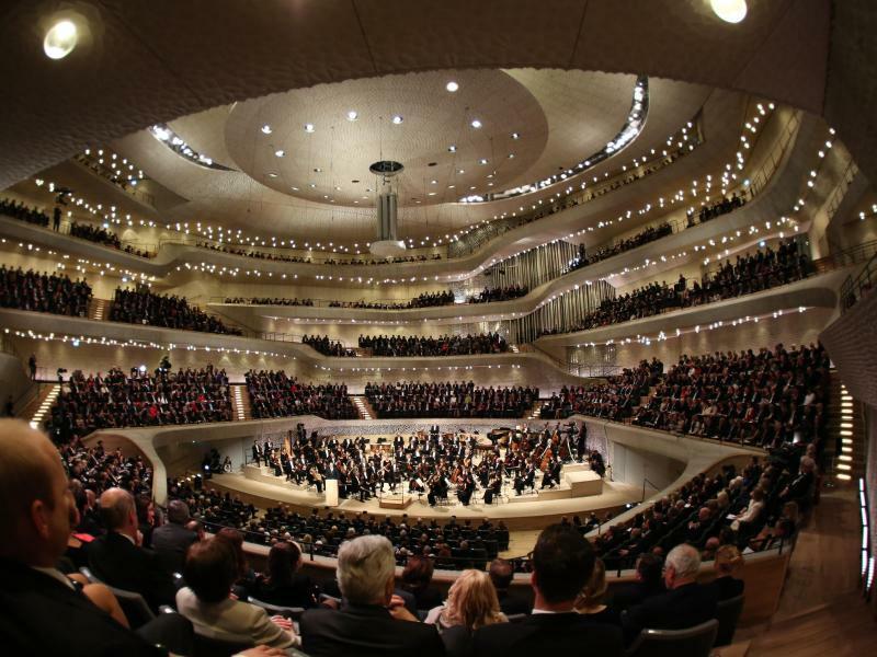 Elbphilharmonie - Foto: Christian Charisius