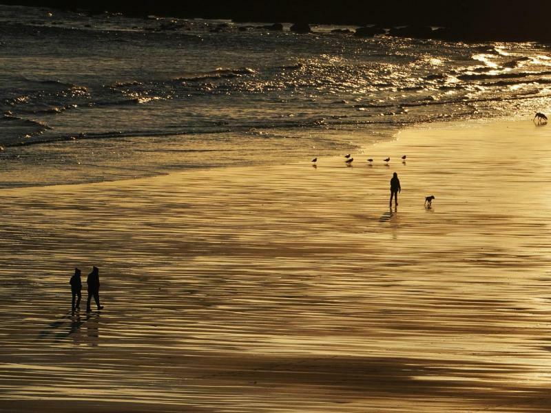 Goldener Strand - Foto: Owen Humphreys/PA Wire
