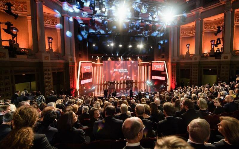 Bayerischer Filmpreis - Foto: Matthias Balk