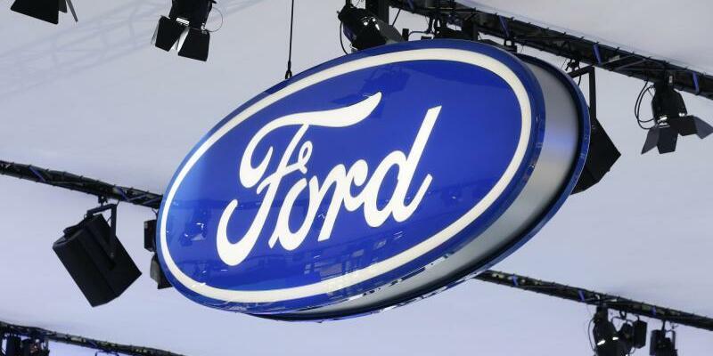 Ford-Logo - Foto: Jason Szenes/EPA/dpa