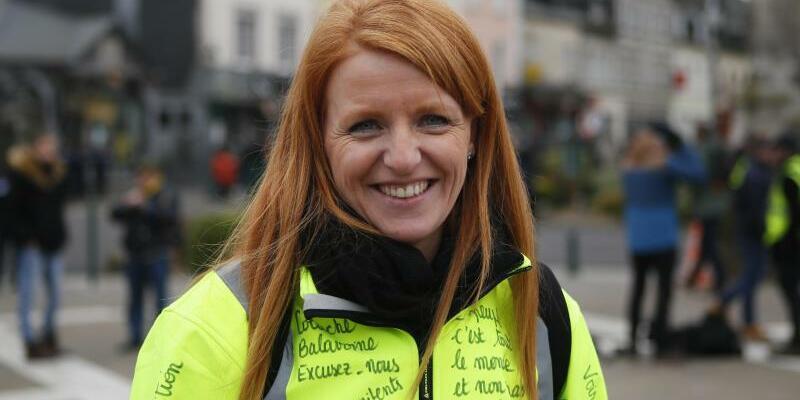 Ingrid Levavasseur - Foto: Francois Mori/AP