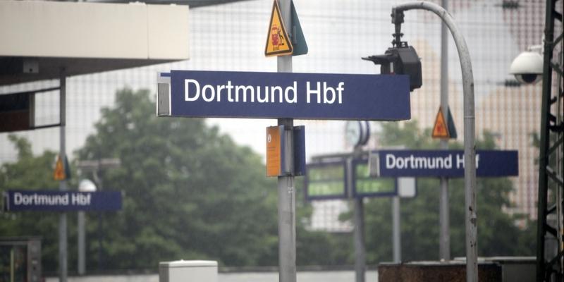 Dortmund Hauptbahnhof - Foto: über dts Nachrichtenagentur