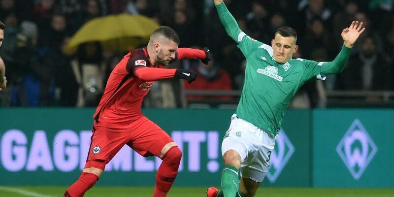 Werder Bremen - Eintracht Frankfurt - Foto: Carmen Jaspersen
