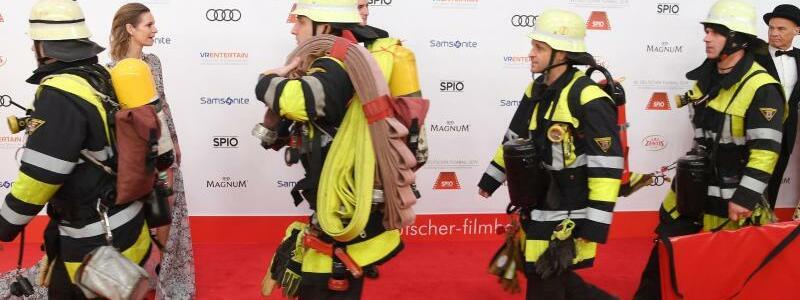 Deutscher Filmball - Foto: Tobias Hase