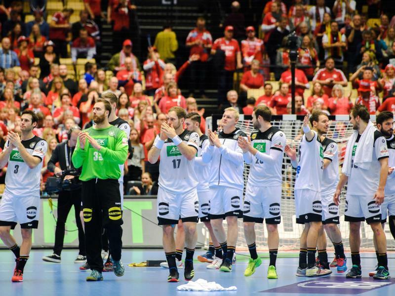 Enttäuschte DHB-Auswahl - Foto: Ludvig Thunman/Bildbyran via ZUMA Press