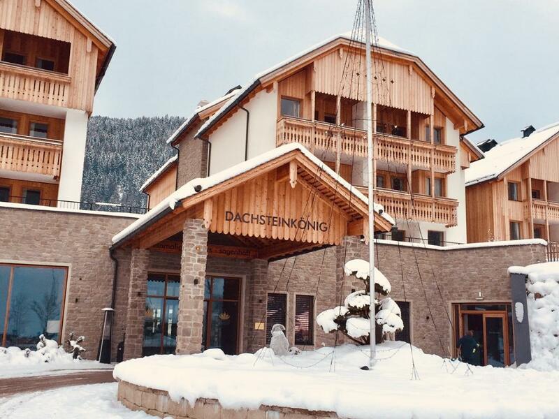 Leading Family Hotel & Resort Dachsteinkönig - Foto: amb
