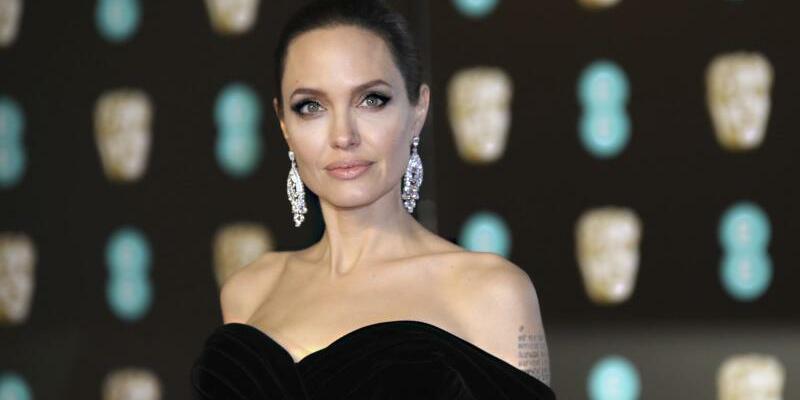 Angelina Jolie - Foto: Vianney Le Caer/Invision/AP