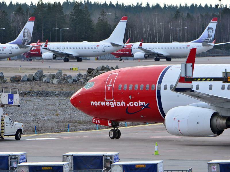 Billigflieger Norwegian - Foto: Johan Nilsson