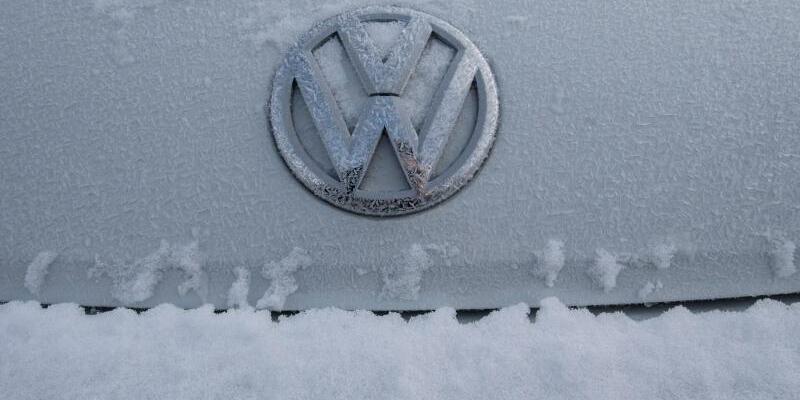 VW-Logo - Foto: Boris Roessler
