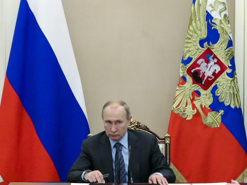 Wladimir Putin - Foto: Mikhail Klimentyev