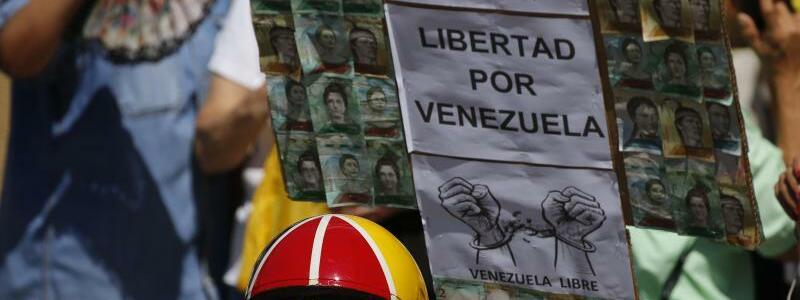 Krise in Venezuela - Foto: Fernando Llano/AP