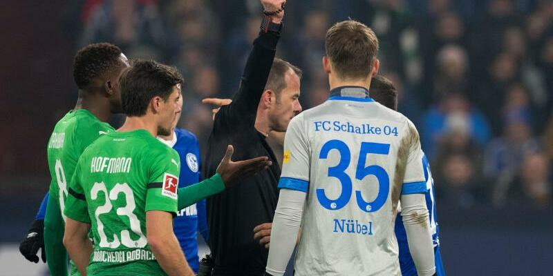 FC Schalke 04 - Bor. Mönchengladbach - Foto: Bernd Thissen
