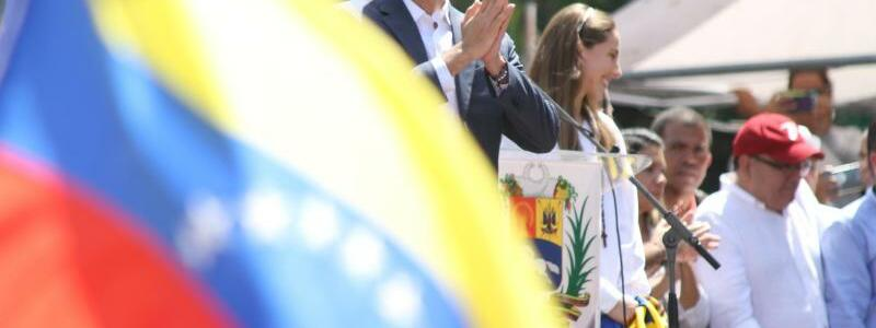 Juan Guaidó - Foto: Rafael Hernandez/sincepto