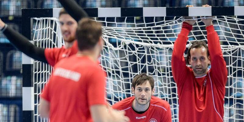 Deutsche Handball-Nationalmannschaft - Foto: Axel Heimken