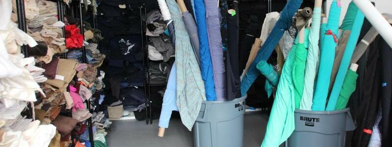 Mode-Müll - Foto: Christina Horsten