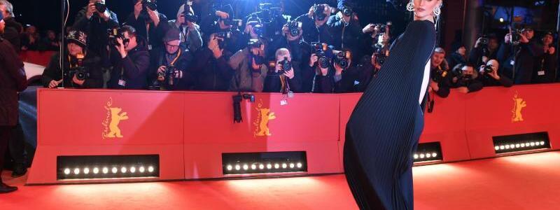 69. Berlinale - Toni Garrn - Foto: Jens Kalaene