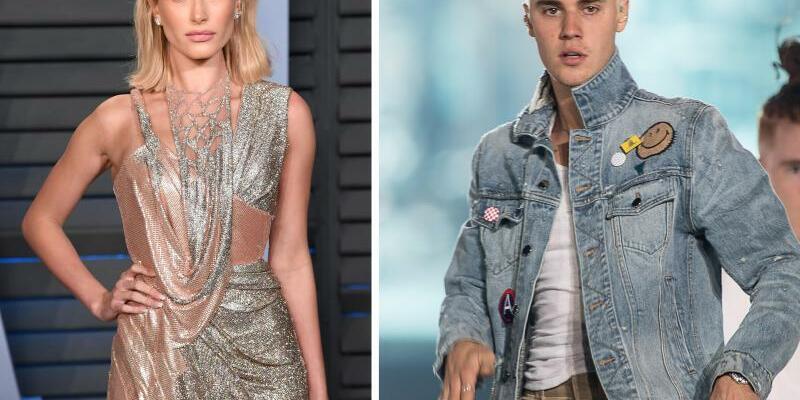 Hailey Baldwin und Justin Bieber - Foto: -