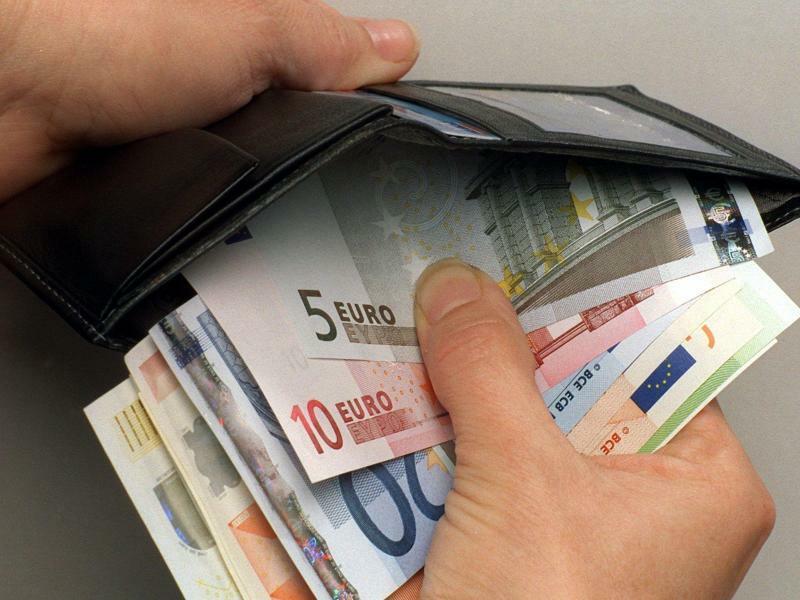 Geldbörse - Foto: Frank Kleefeldt