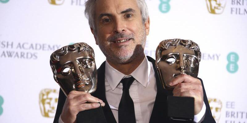 Baftas - Alfonso Cuarón - Foto: Joel C Ryan/Invision/AP