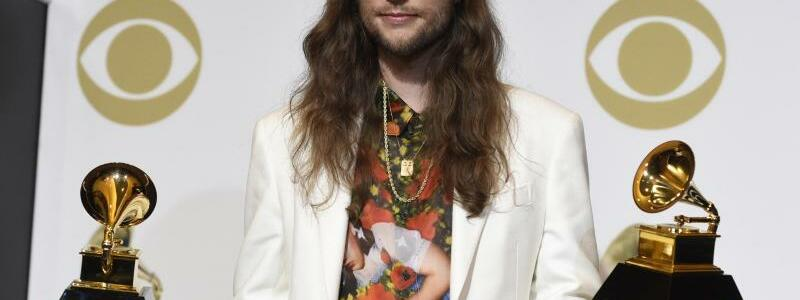 Grammys - Ludwig Göransson - Foto: Chris Pizzello/Invision/AP