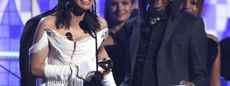Grammys - Cardi B - Foto: Matt Sayles/Invision/AP