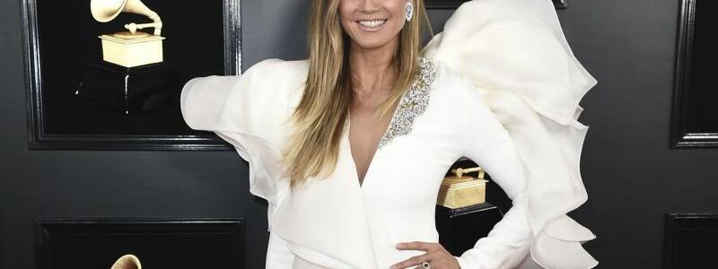 Grammys - Heidi Klum - Foto: Jordan Strauss/Invision/AP