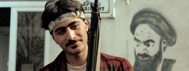 40. Jahrestag der Revolution im Iran - Foto: Michel Lipchitz/AP