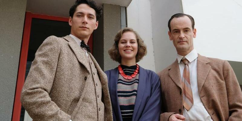 ARD-Film Lotte am Bauhaus - Foto: Sebastian Willnow