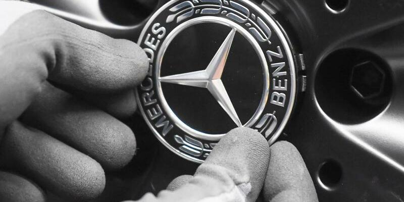 Produktion Mercedes-Benz A-Klasse - Foto: Uli Deck