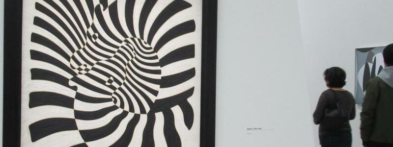 Vasarely - Foto: Sabine Glaubitz